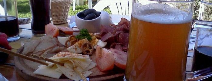 Cerveza Marzen is one of Gespeicherte Orte von Pedro.