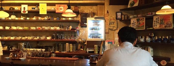 Tajimaya Coffee is one of Posti che sono piaciuti a osam.