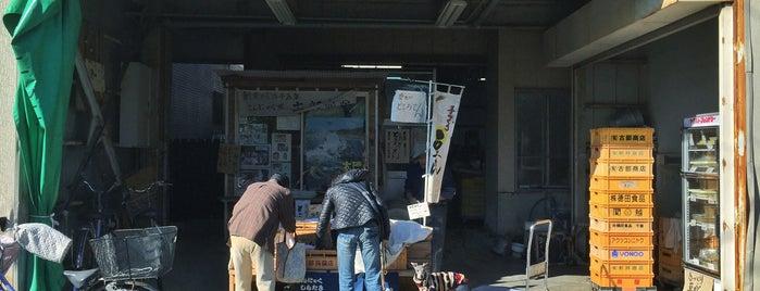 古部こんにゃく店 is one of Posti che sono piaciuti a osam.