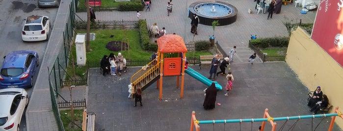 Şair Nabi Parkı is one of Orte, die MEHMET YUSUF gefallen.