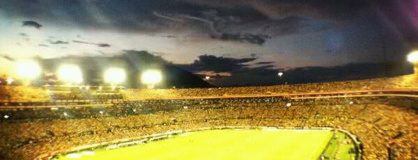 Estadio Universitario is one of Lugares favoritos de Dany.