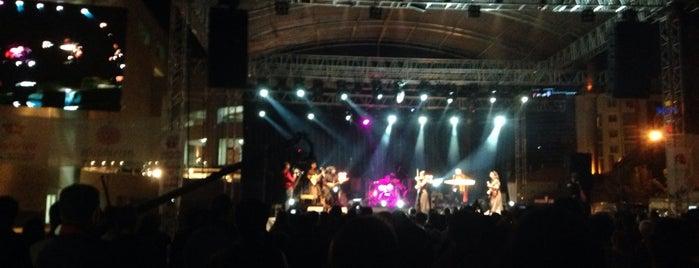 Konser Alanı is one of Gl: сохраненные места.