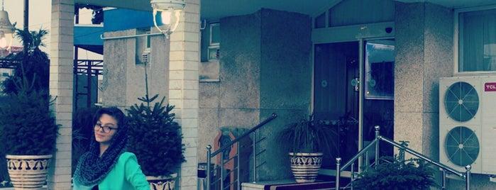 Lahijan Tourist Motel   مهمانسرای جهانگردی لاهیجان is one of Hotel.