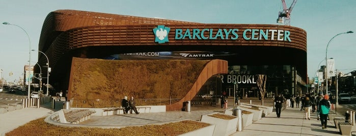 Barclays Center is one of Concierge Top 10 Sights.