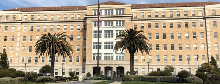 The Presidio Landmark is one of San Francisco to do.