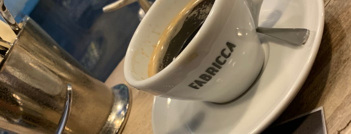 Fabricca is one of Kaffee in Duisburg.