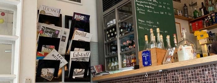 Mimi e Rosa Espresso Bar is one of Rheinschafe on a map.