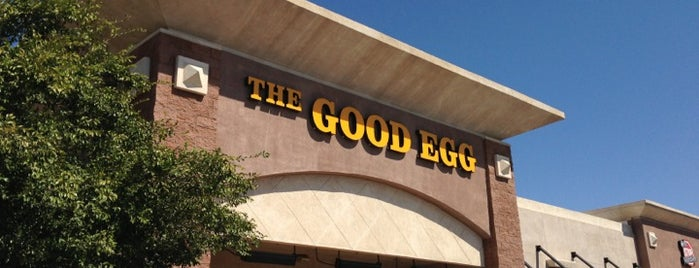 The Good Egg is one of Restaurants.