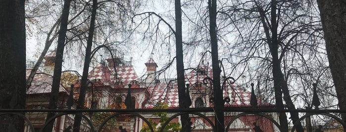 Палаты Волковых — Юсуповых is one of Tempat yang Disimpan Kseniya.