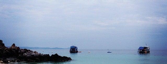 Ta Yai Beach is one of Posti salvati di Liliia.