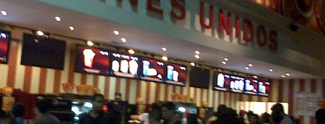 Cines Unidos is one of Orte, die Massiel gefallen.