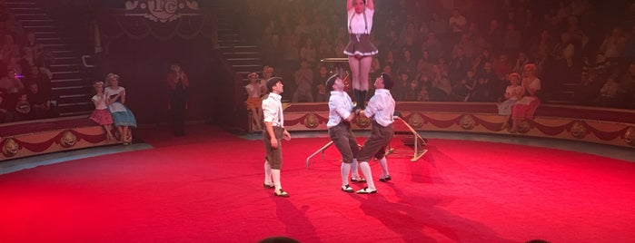 Blackpool Tower Circus is one of Carlさんのお気に入りスポット.