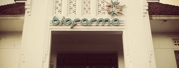 PT. Bio Farma (Persero) is one of Via's.