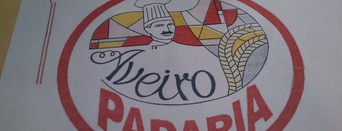 Padaria Aveiro is one of Locais curtidos por Renato.