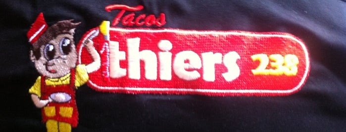 Tacos Thiers 238 is one of DF.