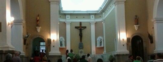 Igreja Matriz São João Batista is one of Posti che sono piaciuti a Alisson.