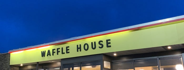 Waffle House is one of #YouBelongHere.