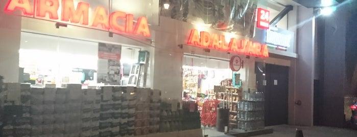 Farmacia Guadalajara is one of Abigailさんのお気に入りスポット.