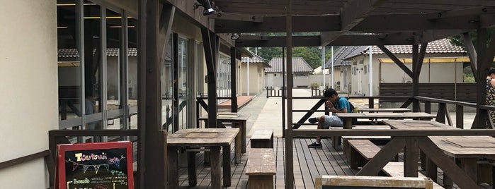 Tsutsuji-so Café & Shop is one of Eating and Drinking on Naoshima.
