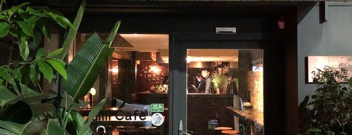 Jumi Tavern - Gyoza & Champagne Bar is one of Dan's Liked Places.