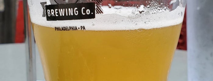 Chestnut Hill Brewing Company is one of Philly.