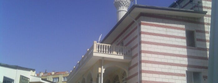 Murat Reis Camii is one of Lugares favoritos de İlker.