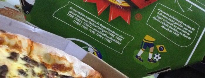 Pizza Prime is one of Lugares guardados de Roberta.