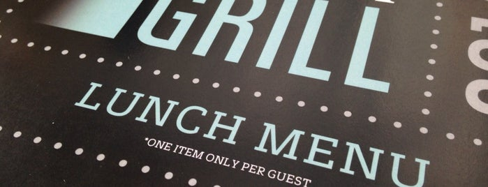 Fast Company Grill is one of Lugares favoritos de Sam.