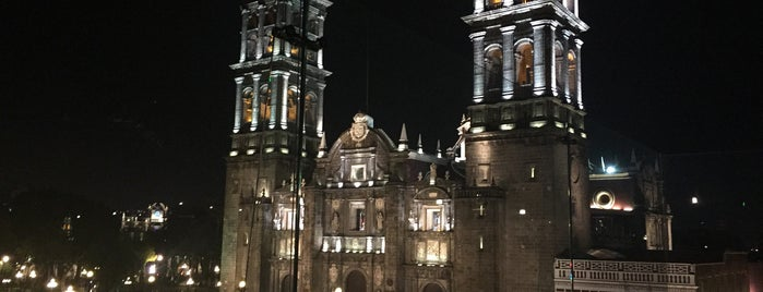Hotel El Encanto de Puebla is one of Eder: сохраненные места.