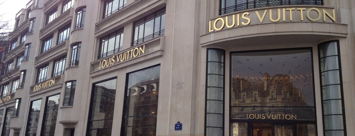 Louis Vuitton is one of Sports & Fashion, I.