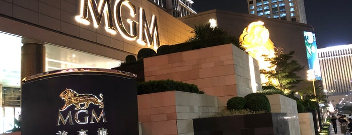 MGM Cotai is one of SVさんのお気に入りスポット.