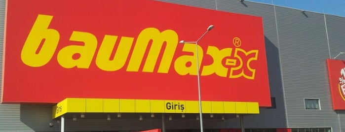bauMax is one of lucky ink'in Kaydettiği Mekanlar.