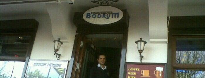 Bodrum Cafe & Restaurant is one of Antigoni 님이 좋아한 장소.