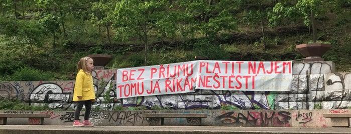 Letenské schody is one of Kevin : понравившиеся места.