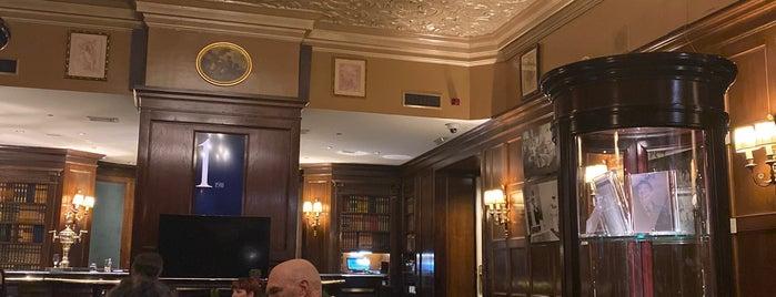 Lobby Westin Palace is one of Madrid.