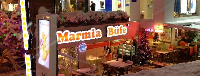 Marmia Büfe is one of Fast food.