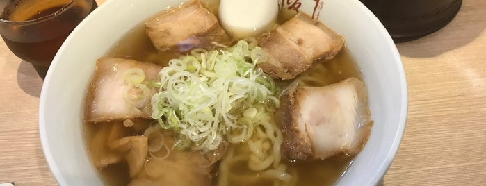 Kitakata Ramen Ban Nai is one of Tim.