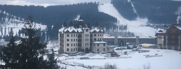 hotel Alpin is one of Locais curtidos por Віктор.