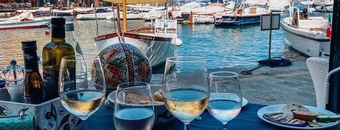 Ristorante Delfino is one of Portofino ♡.