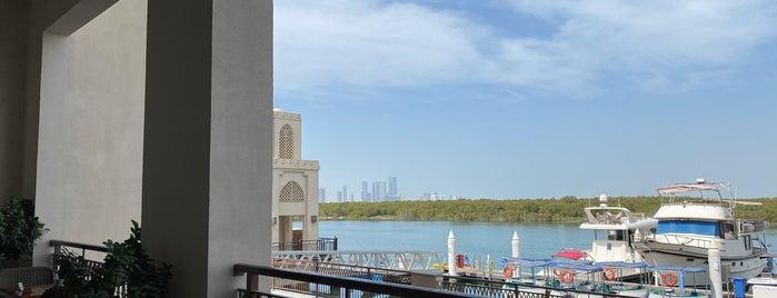 Carluccio's - Eastern Mangroves is one of Abu Dhabi.