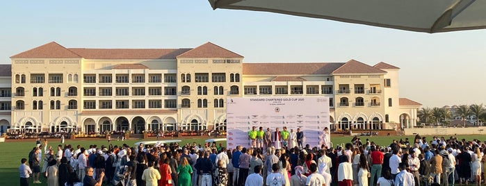 Al Habtoor Polo Resort is one of Starwood Experience.