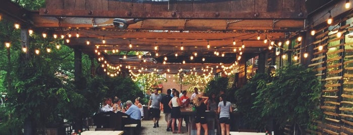 Independence Beer Garden is one of Phillychisteik.
