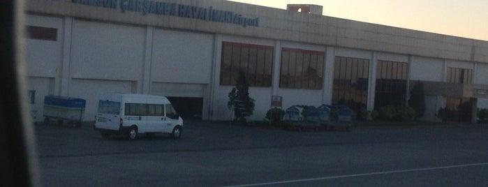 Samsun Çarşamba Havalimanı (SZF) is one of Airports in Turkey.