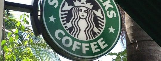 Starbucks is one of Felipeさんのお気に入りスポット.