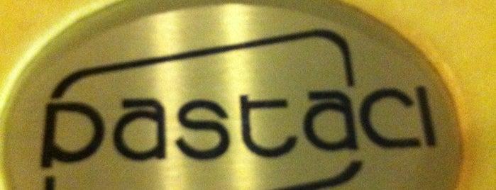 Pastacı Bistro is one of สถานที่ที่ Taylan ถูกใจ.