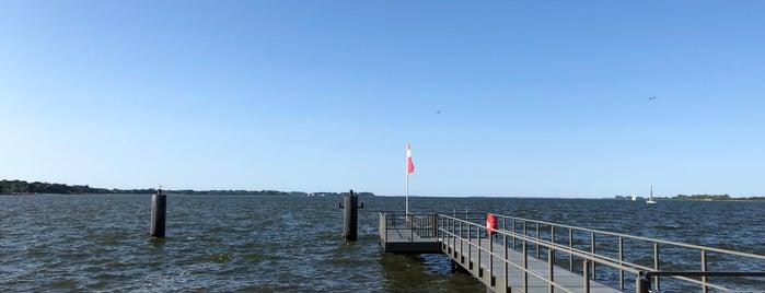 Stralsund is one of Oostzeekust 🇩🇪.