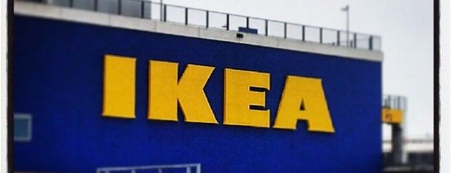 IKEA is one of Lieux qui ont plu à Shakira.