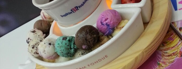 Baskin Robbins is one of Posti salvati di Queen.