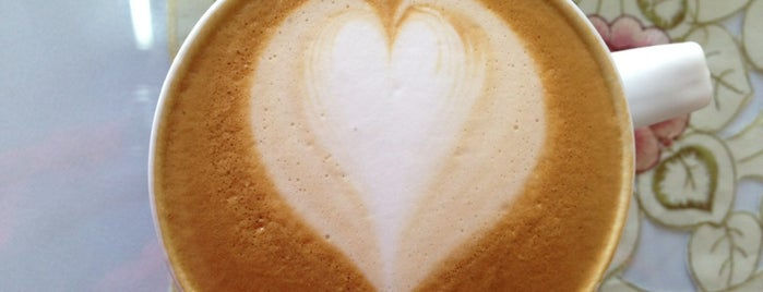Blackburn Coffee is one of café de la lista.