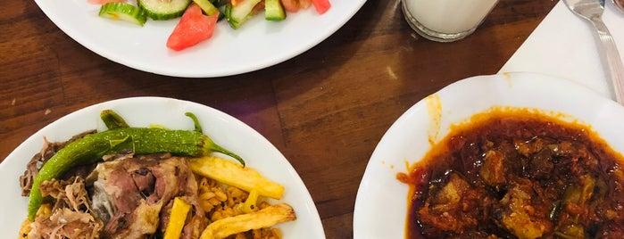 Çamlıca et lokantası is one of Antep.